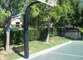 Pole-pad-recreational-areas