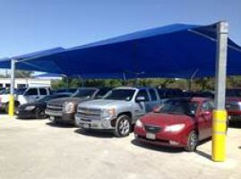Dealership-blue-canopies