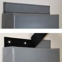 Wall-pad-hardware-cover