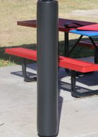 Black-pole-pad
