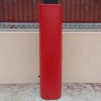 Red-pole-pad